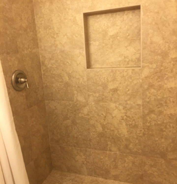 211 - walk in shower